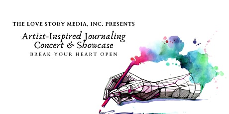 Artist-Inspired Journaling Virtual Showcase tickets