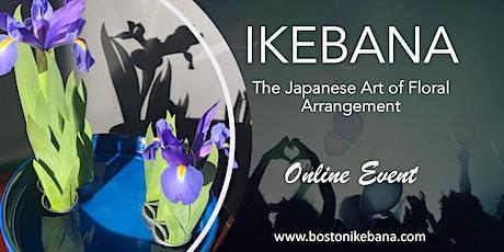 Ikebana Demonstration Viewing Party - Ohara Ikebana by Russell Bowers biglietti