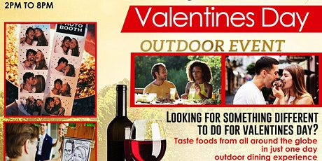 Valentines Wine & Food Tasting LOFTY SPACES tickets