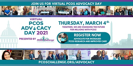 PCOS Advocacy Day 2021 (Virtual Event) tickets