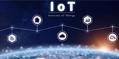 16 Hours Only IoT (Internet of Things) Training Course Haddonfield tickets