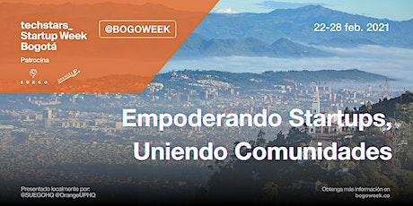 Techstars Startup Week Bogotá  2021 entradas