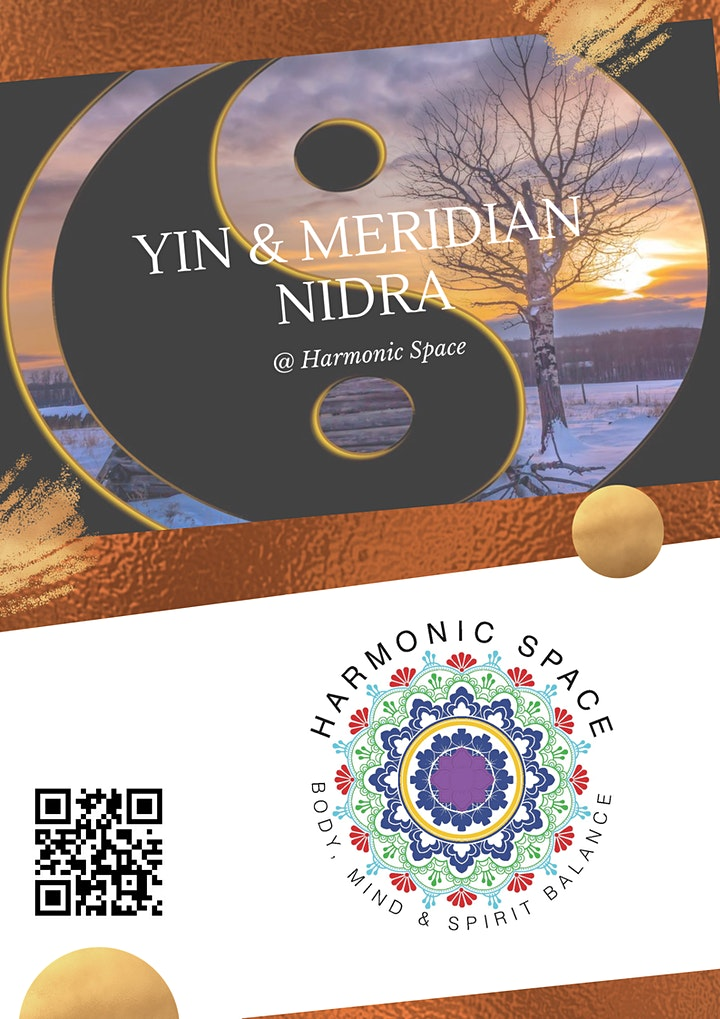 YIN Yoga & Meridian Nidra @ Jalan Besar Studio image