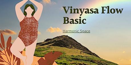 Vinyasa Flow Basic @ Jalan Besar Studio tickets