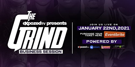 The Grind Business Session tickets