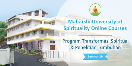 Program Transformasi Spiritual & Penelitian Tumbuhan tickets