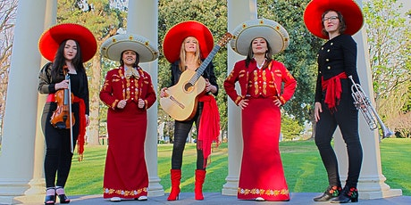 Queen of Hearts Mariachi at The Main Bar tickets