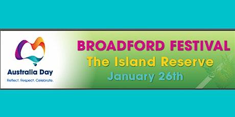 Australia Day Festival Broadford tickets