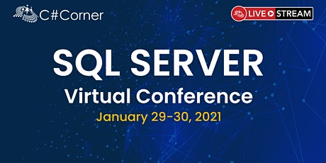 C# Corner SQL Server Virtual Conference tickets