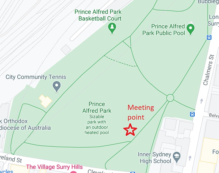 45min Outdoor Yoga Class (Prince Alfred Park) image