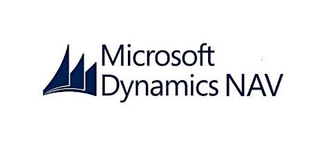 Microsoft Dynamics 365 NAV(Navision) Support Company in Mexico City tickets