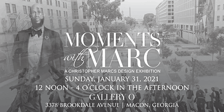 MOMENTS with MARC tickets