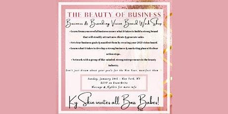 Business Vision Board Workshop tickets