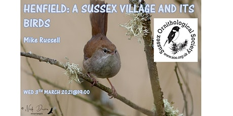 Henfield: A Sussex Village and its Birds tickets