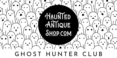 Ghost Hunter Club tickets