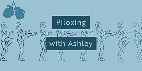 Piloxing with Ashley tickets
