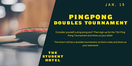 Ping Pong SINGLES Tournament tickets