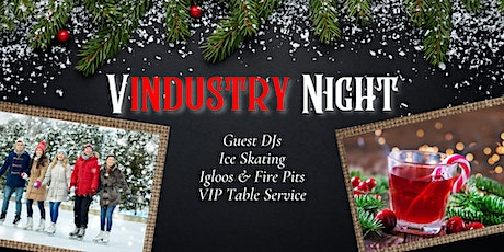 Vindustry Night with Ice Skating Sessions at Renault's Vintner Wonderland tickets