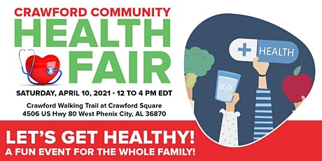 Crawford Community Health & Wellness Fair tickets