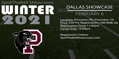 Dallas Showcase - Princeton HS tickets