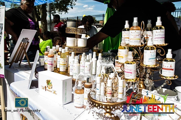 """Juneteenth Summit 2021 """"Rebirthing The Roots of Entrepreneurial Excellence"""" image"""