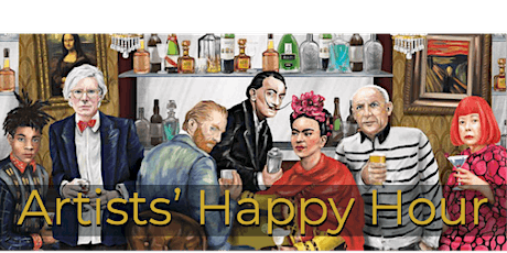 Artists' Happy Hour tickets