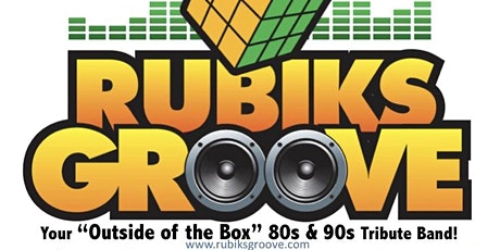 Rubiks Groove 80s/90s show at Seasons of Murfreesboro billets