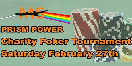 Prism Power MS Poker Tournament tickets