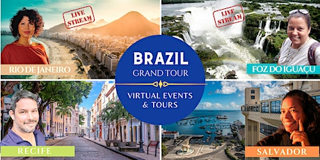 Special Live Streaming Experience - Gran Tour Brazil -  Highlights tickets