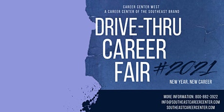 Free Drive- Thru Career Fair! MUSIC,  GIVEAWAYS, RESOURCES tickets