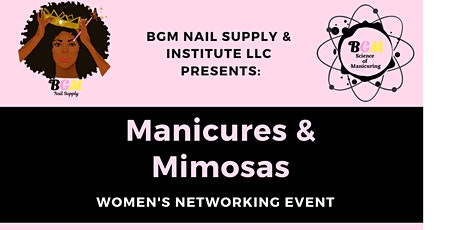 Manicures & Mimosas tickets