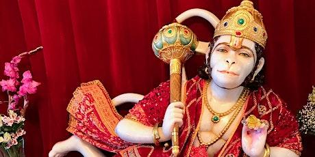 Chant & Learn the Hanuman Chalisa: A 13-week online workshop! tickets