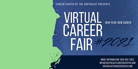Free Virtual Career Fair. Nashville, TN tickets