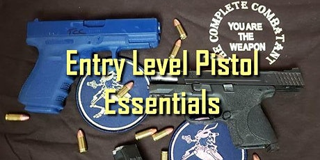 April 2021 Entry Level Pistol Essentials tickets