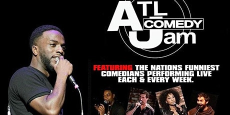 ATL Comedy Jam this Friday tickets