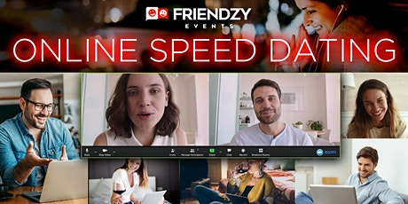 Vancouver Online Video Speed Dating - Singles Ages 25 to 39 tickets