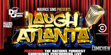 Laugh ATL Comedy Fest @ Suite tickets