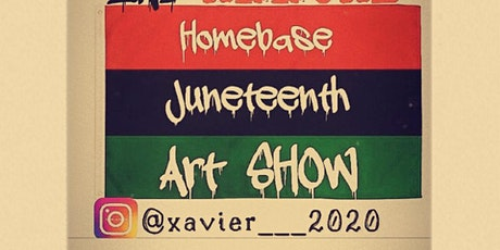 Homebase ArtShow tickets