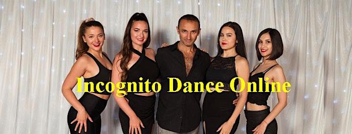 Free Online Salsa & Bachata Courses & Classes image