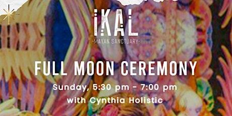Full Moon Ceremony ~ Cacaotherapy Tulum boletos