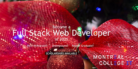 Become a Web Developer in 2021 tickets