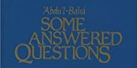 Some Answered Questions tickets