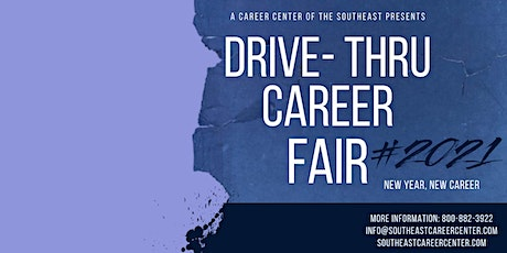 Free Drive- Thru Career Fair! Charleston, SC tickets