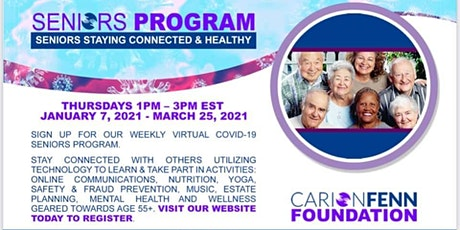 Covid-19 Virtual Seniors Program tickets