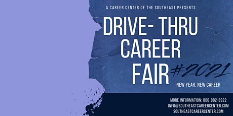 Free Drive- Thru Career Fair! Greenville, SC tickets
