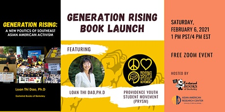 """Generation Rising"" Book Launch with Loan Dao and PrYSM tickets"