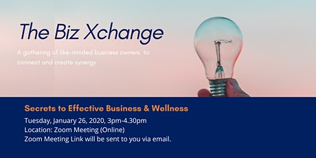 The Biz Xchange tickets