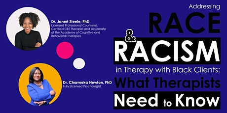 Addressing Race and Racism in Therapy With Black Clients biglietti