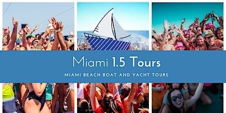 Miami Beach Party Boats tickets