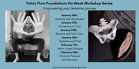 Pelvic Floor Foundations Workshop Series tickets